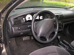 mitsubishi conquest interior 2006 dodge stratus information and photos zombiedrive