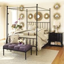 design for metal canopy beds ideas 12836