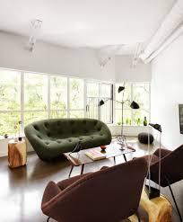 Florence Knoll Armchair Florence Knoll Sofa Living Room Modern With Armchair Chair Curtain
