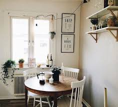 Best  Apartment Dining Rooms Ideas On Pinterest Rustic Living - Apartment size kitchen tables