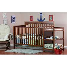 Convertible Crib Changer On Me 4 In 1 Convertible Crib Changing Table For