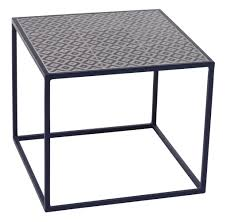 cube side table u2013 lalo outdoor