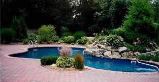 poolside designs superb pool landscaping 15 landscape design ideas home lover designs