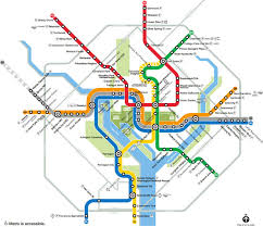 the metro map navigating washington dc s metro system metro map more