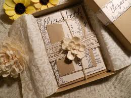 boxed wedding invitations vintage flowers wedding invitation box lovenicoledesigns1350