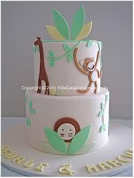 zoo animal theme christening cake christening cakes sydney