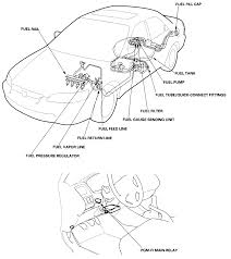 2000 honda accord fuel filter need location of fuel relay on 2000 honda accord