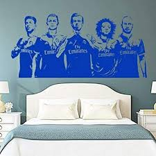 Real Madrid Room Design