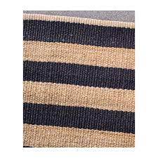 Black Striped Rug Armadillo U0026 Co Nest Weave With Awning Stripe Hemp Rug Charcoal