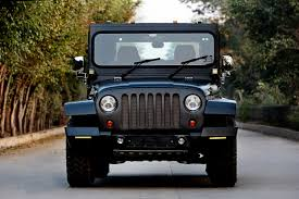 punjab jeep azad 4x4 launches fiber hardtop solution for mahindra thar
