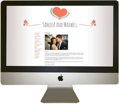 free personal wedding websites 12 best wedding websites inspiration images on