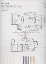 martin place residences site u0026 floor plan singapore luxurious