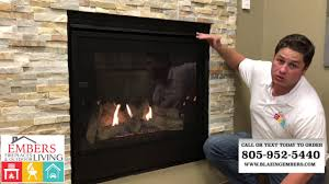 Best Direct Vent Gas Fireplace by Majestic Quartz Direct Vent Gas Fireplace Reviews Youtube