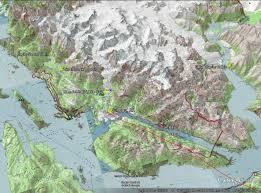 Juno Alaska Map by Untitled 1