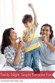 family simple karaoke