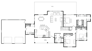 house plans with open concept open concept house plans twwbluegrass info