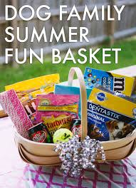 Summer Gift Basket Summer Gifts For Dog People U2014 Aj Wears Clothes