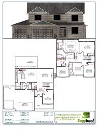 Belmonte Builders Floor Plans Belmont Heights West Richland