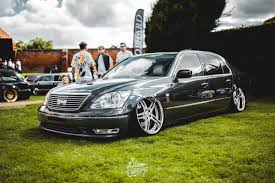 lexus ls custom roll hard slam sanctuary