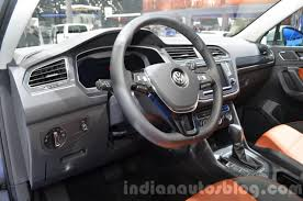 volkswagen tiguan black interior 2017 vw tiguan xl 7 seater rendered detailed