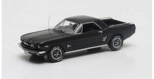 mustang models by year pictures matrix mx20603 111 ford mustang mustero up year 1966 black 1 43