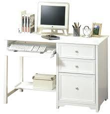 Computer Desk White Gloss Showy Computer Desk White Design U2013 Trumpdis Co