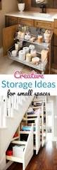 creative diy storage ideas for small spaces creative storage