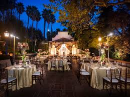 best wedding venues in los angeles best venues for a fall wedding in orange county cbs los angeles
