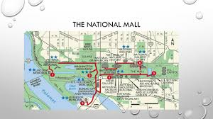 New York Washington Map by Tourism In America East Coast New York Washington D C
