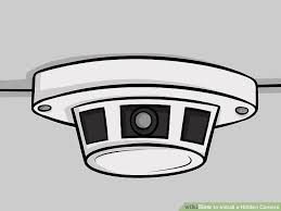 Hidden Camera In Home Bathroom How To Install A Hidden Camera With Pictures Wikihow