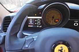 ferrari 458 speedometer 2010 ferrari 458 italia stock p75890 for sale near vienna va