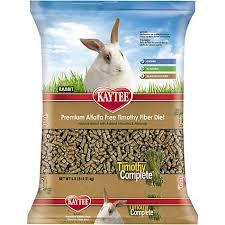 rabbit food kaytee timothy complete rabbit food petco