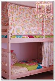 Bunk Bed Canopy Ikea Bunk Bed With Canopy House S Room Pinterest Bunk