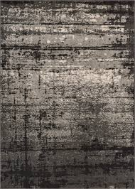 Area Rug Modern Trent Design Coolidge Modern Distressed Gray Area Rug