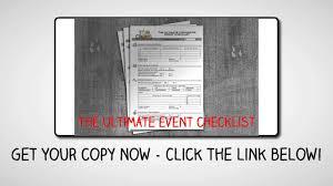 Party Planning Spreadsheet Event Planning Checklist Pueblosinfronteras Us