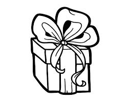 imagenes de navidad para colorear online dibujo de un regalo de navidad para colorear dibujos de navidad