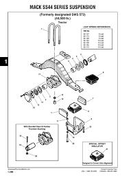 100 mack mp7 mp8 repair manual mack truck parts photo