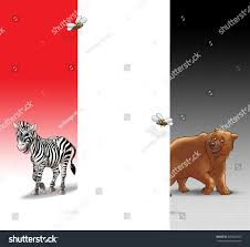 kids invitation background cartoon animals childrens stock