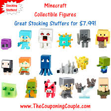 Cool Stocking Stuffers Minecraft Collectible Figures Great Stocking Stuffers