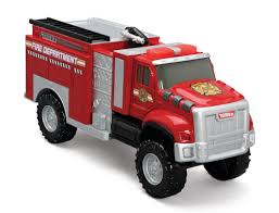 tonka fire truck toy tonka mighty fleet tough cab fire pumper toys u0026 games vehicles