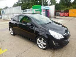used vauxhall corsa sri 2011 cars for sale motors co uk