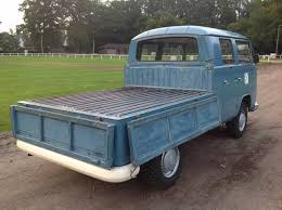 vintage volkswagen truck for sale volkswagen t2b pickup double cabin 1972 offered for