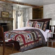 greenland home fashions stella quilt set hayneedle
