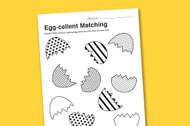 free printable preschool worksheets for match same objects 2