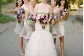 bridesmaids dresses fab mood wedding colours wedding themes