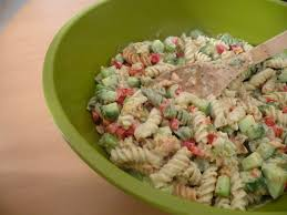Best Pasta Salad by Best Pasta Salad Ever Vegan Devotee