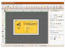 Business Card Template Software The Best Business Card Design Software The Printing Life