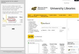 online tutorial library finding materials at the library library tutorials libguides at