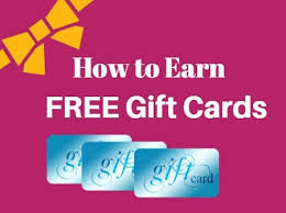 earn gift cards how to earn free gift cards my top 7 recommendations