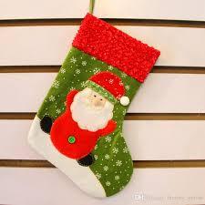 christmas socks christmas santa claus present christmas decorations santa